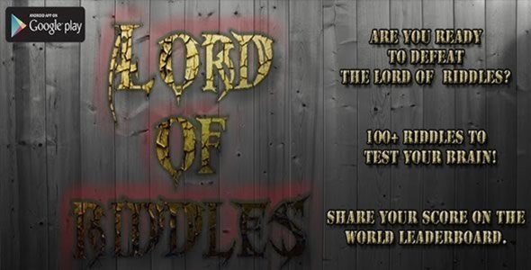 lord of riddles