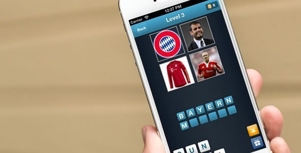 football quiz  ios